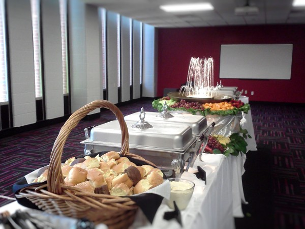 Full Catered Buffet, Catering Company, Louisville, KY